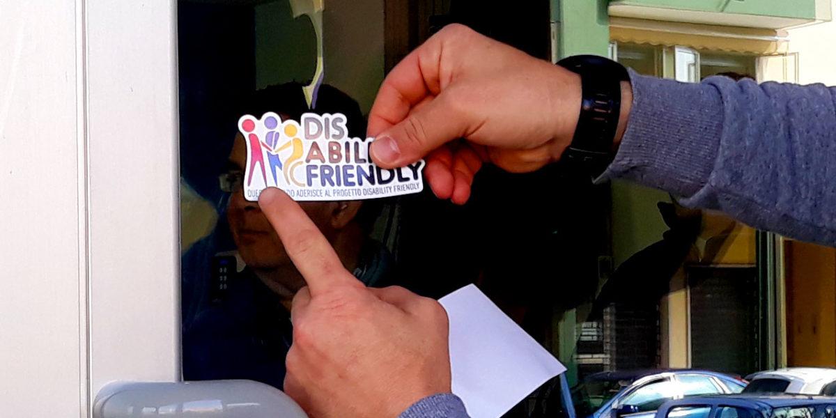 Attività friendly disabilità