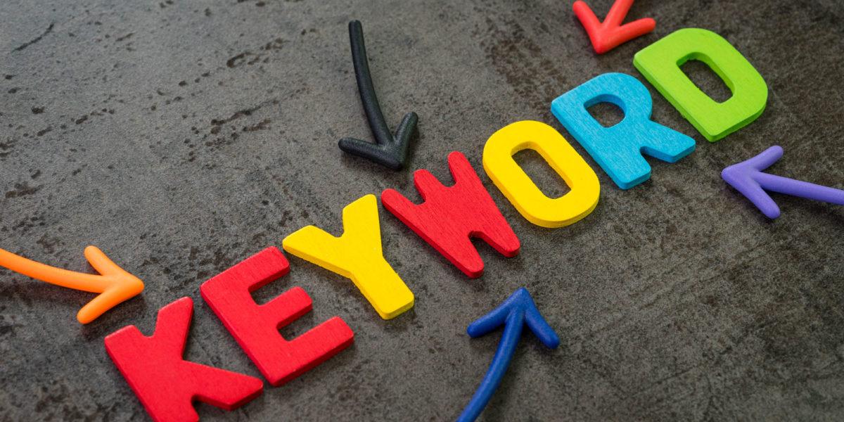 disability keywords