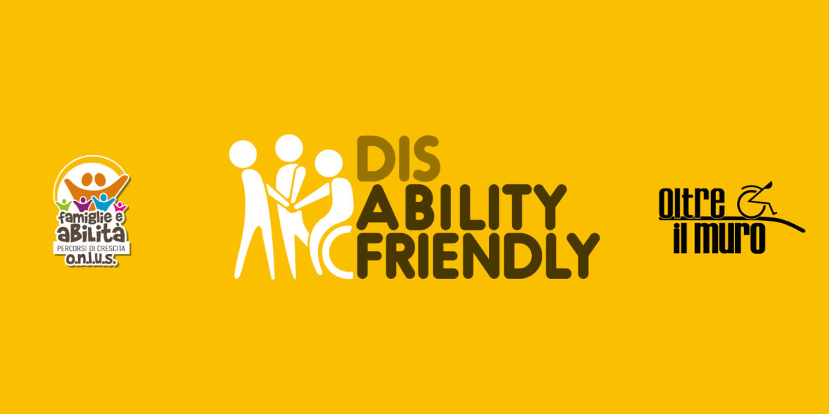 Disability friendly commercianti